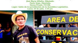 Caceria ilegal en Osa y agresiones a ambientalistas conferencia