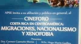 Cineforo Costa Rica en Centroamerica migraciones nacionalismo y xenofobia