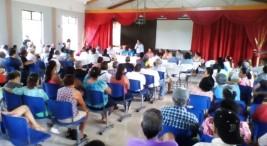 Conversatorio sobre dragado y dique de Rio Grande de Terraba
