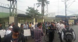 Coordinadora Campesina se moviliza por escrituras caminos y agua