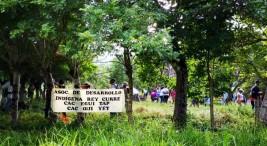 El reclamo de los pueblos indigenas sobre sus tierras es un derecho consagrado