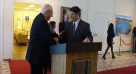Embajador de Costa Rica en Israel