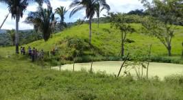 Indigenas de Rey Curre retoman visitas a laguna mitica tras muchas decadas de no hacerlo2