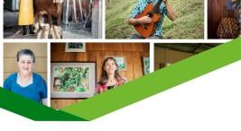Relatos vivenciales de Monteverde y presentacion del Inventario Cultural