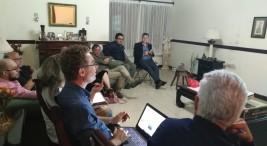 Territorios Seguros cuenta con plataforma informatica