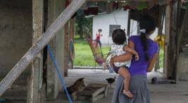 UCR Comunidad Ngabe Bugle de Sixaola lucha por el acceso a derechos basicos