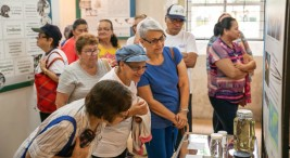 UCR El Museo de Zoologia presenta sus colecciones en San Ramon