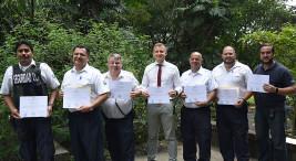 UCR capacito a sus oficiales para atender casos de violencia sexual