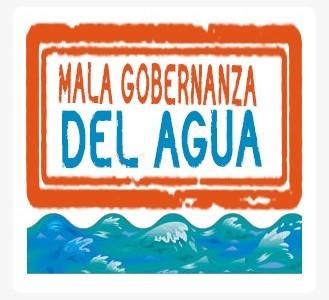 Cada denuncia sobre mal gobierno del agua que provoca sequíasserá puesta por las organizaciones bajo este símbolo para visibilizar la unión de la campaña por recuperar las aguas.