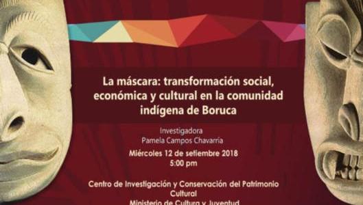 La mascara transformacion social economica y cultural en la comunidad indigena de Boruca
