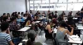 UCR Estudiantes y docentes de Trabajo Social se unieron a la huelga nacional