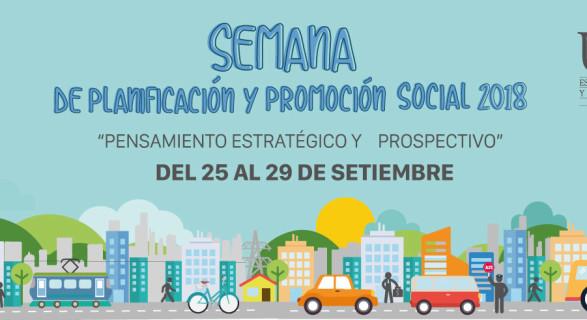 UNA Semana de Planificacion y Promocion Social 2018
