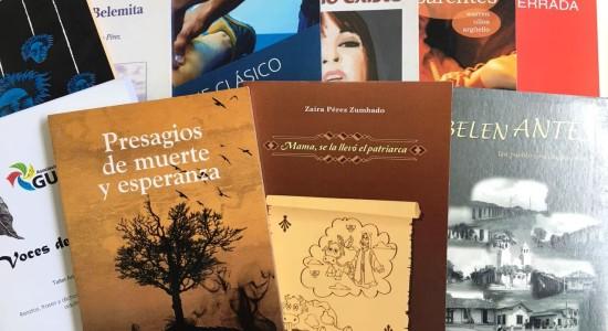 Vecinos de Belen tendran feria del libro para conocer a los escritores de su canton